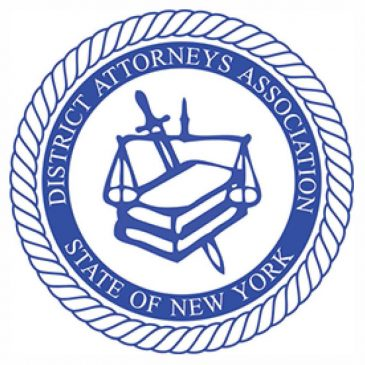 Fed's Proposal to the NYS DA's Society Becomes a Reality